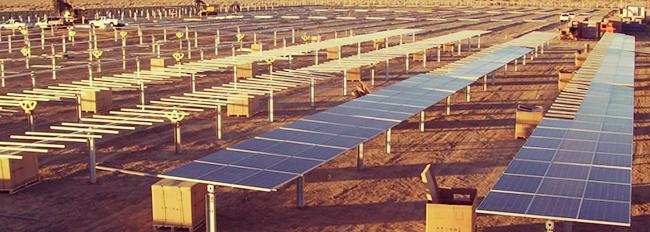 Palmdale Solar Utility