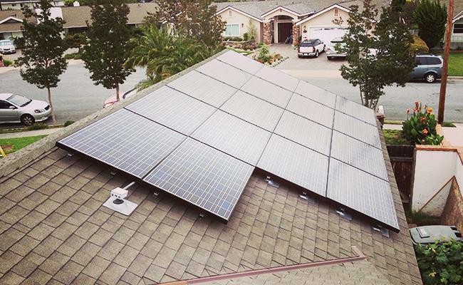 Residential Solar in Garden Grove California