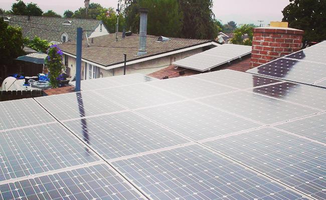 Residential Solar Whittier California