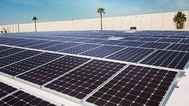 Commercial Solar Brea California