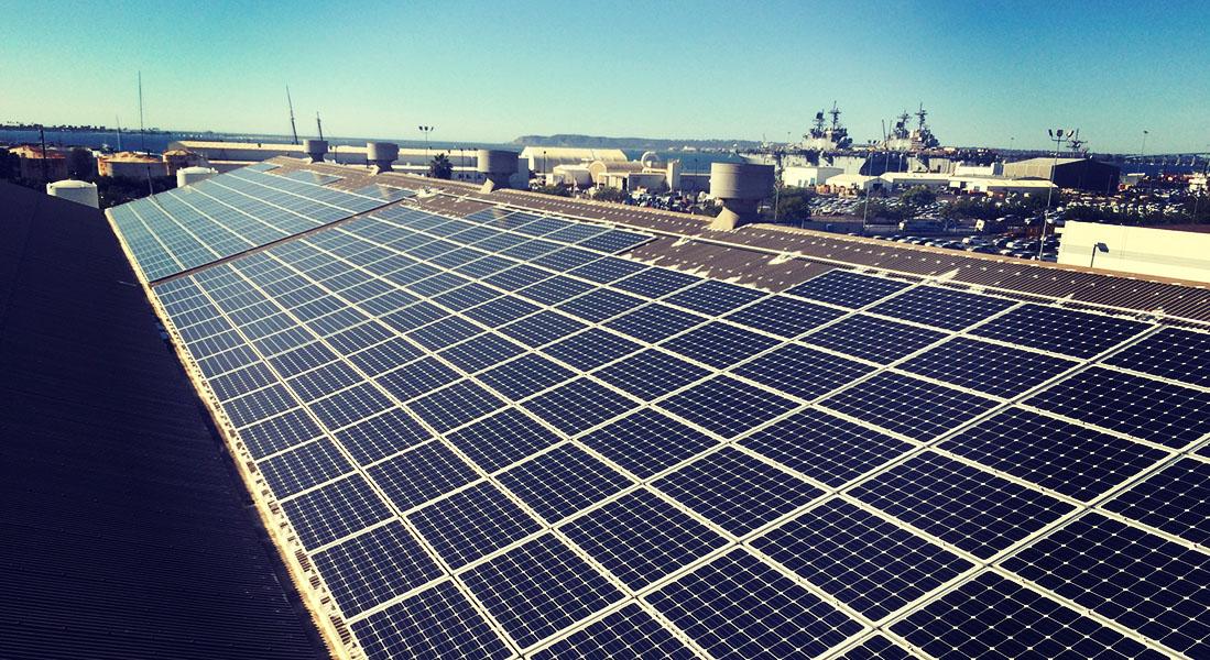 Commercial Solar San Diego CA