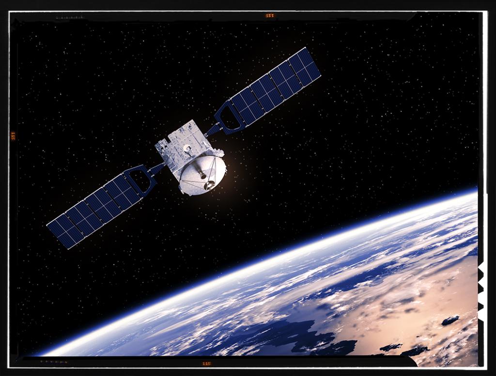 Solar Satellite